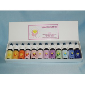 Set Kinderremedies 1 Yana