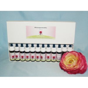 Set Yarrow Bloesemremedies